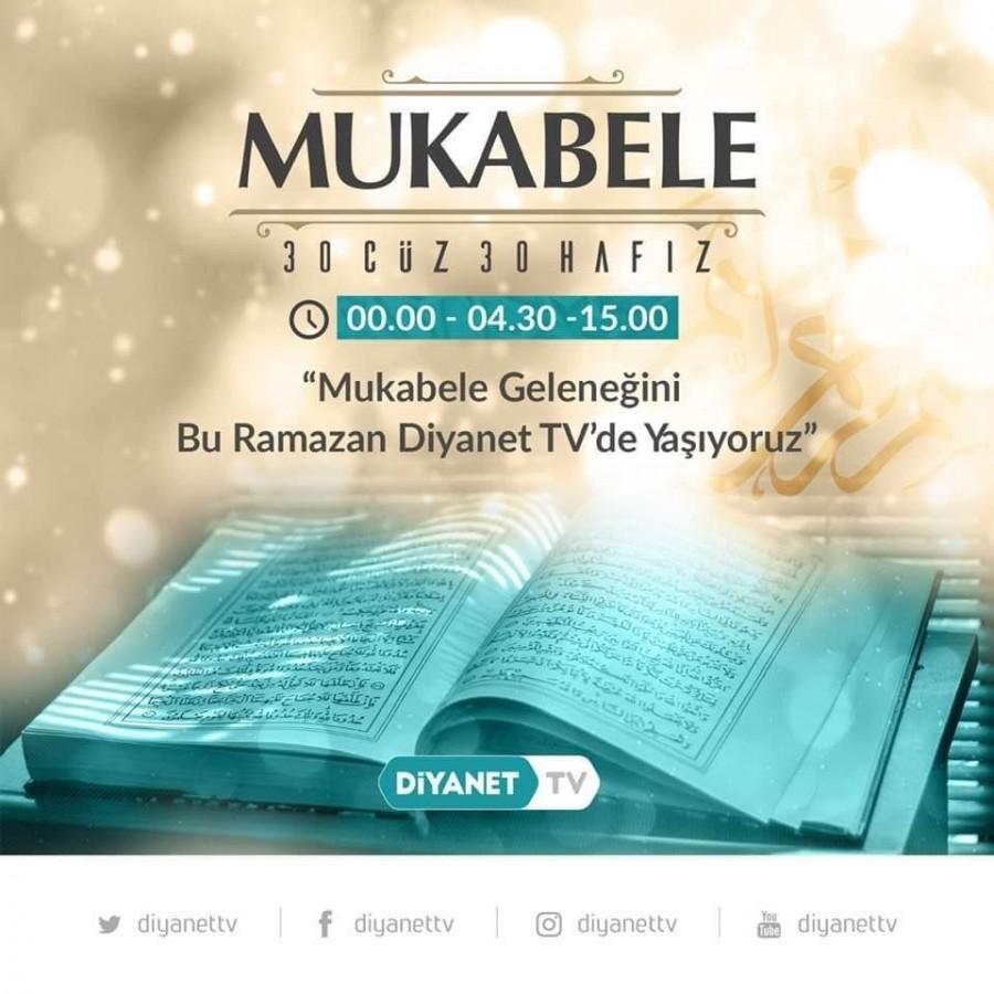 RAMAZAN-I ŞERİF'İNİZ MÜBAREK OLSUN
