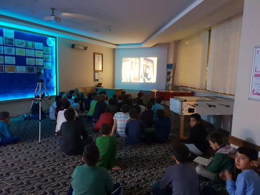 Her Hafta Bir Eğitsel Film